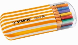 Stabilo & The Memory of Colour - Handy Tips