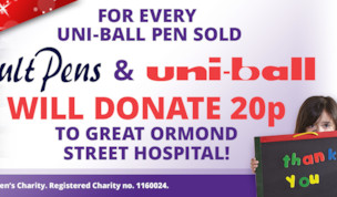 Great Ormond Street Hospital - the Cult Pens Christmas Appeal 2016