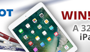 Pilot - iPad Air Competition