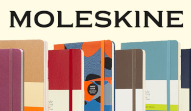 Meet the Brand: Moleskine