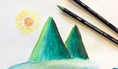 Derwent Inktense Workshop