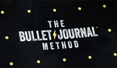 THE BULLET JOURNAL METHOD by Ryder Carroll (Review)