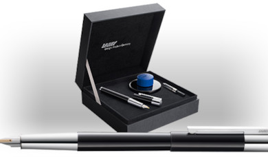 Win a Lamy scala Piano Black Special Edition Set