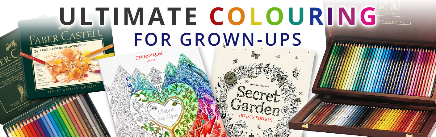 Ultimate Adult Colouring