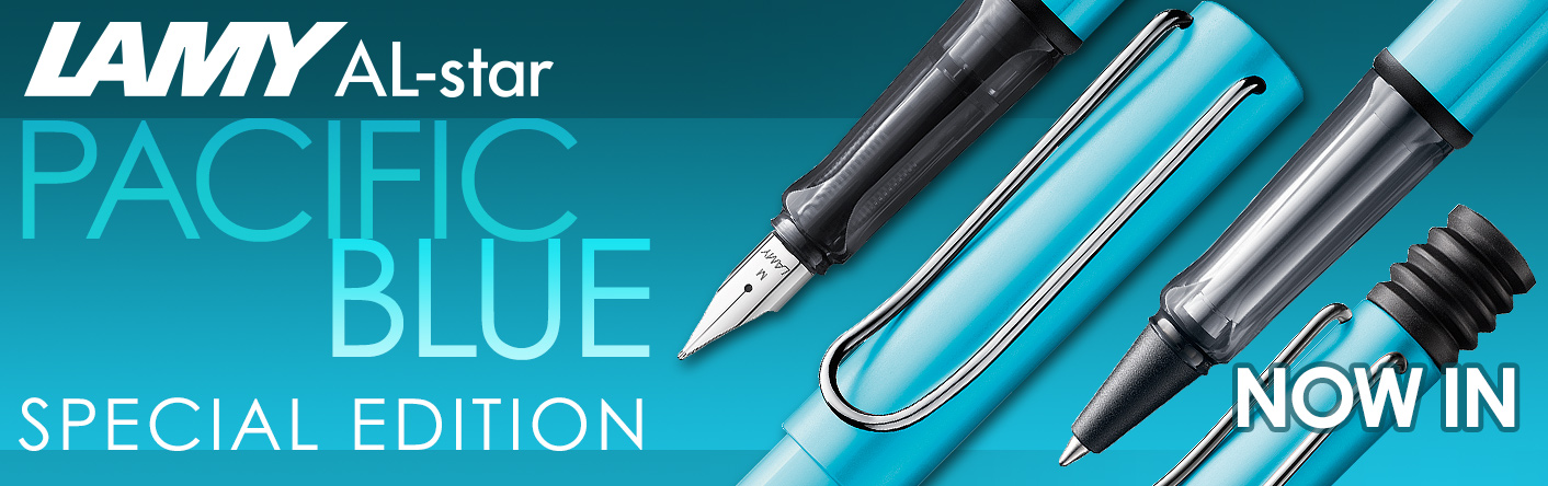 Lamy AL-Star Pacific Blue Special Edition