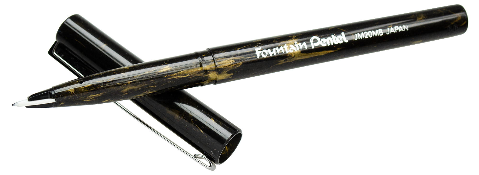 Fountain Pentel pen