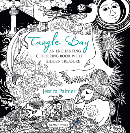 Jessica's new book - Tangle Bay