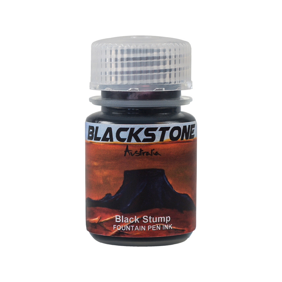 Blackstone Black Stump - ink bottle