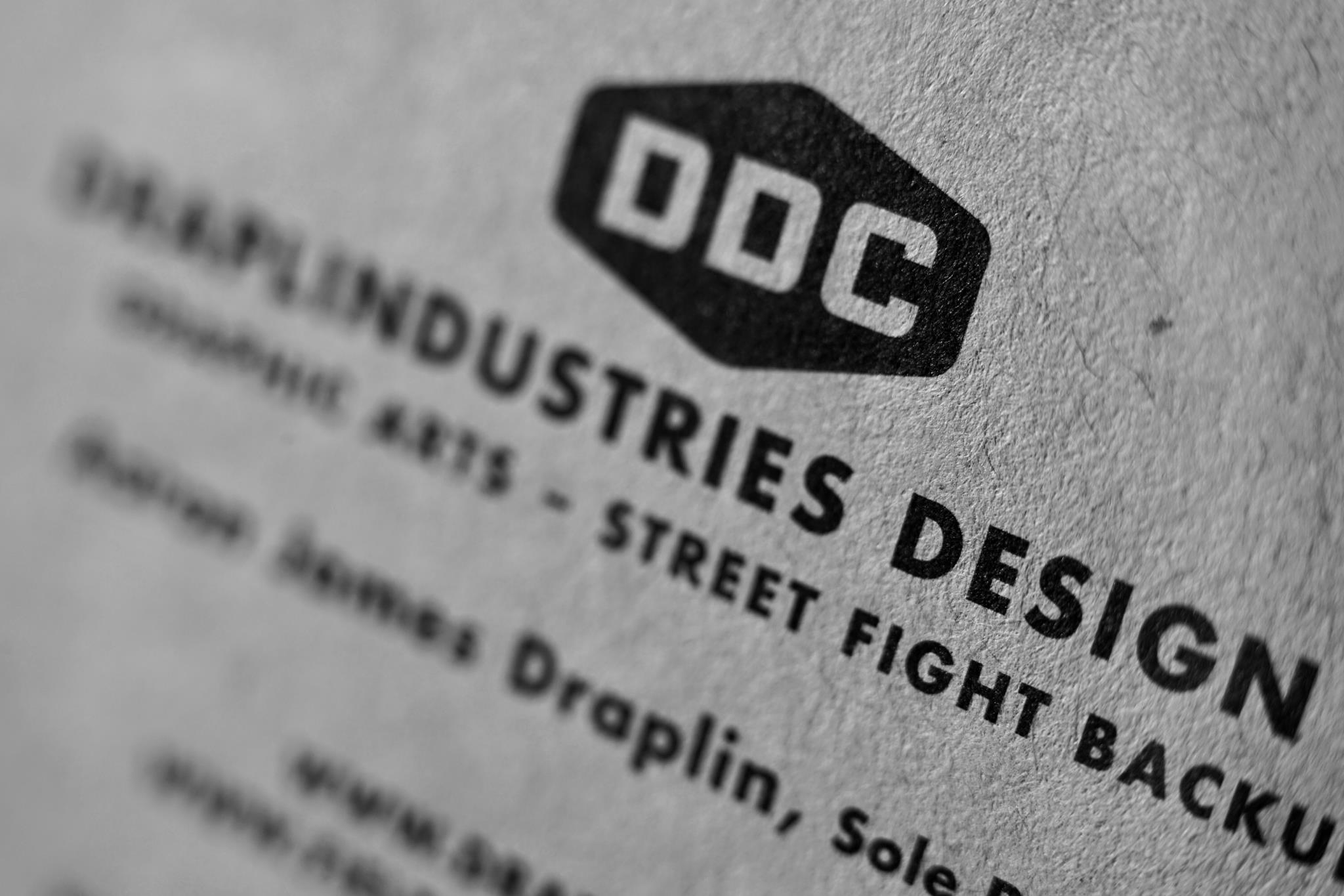 Field Notes - Draplindustries Design Co logo