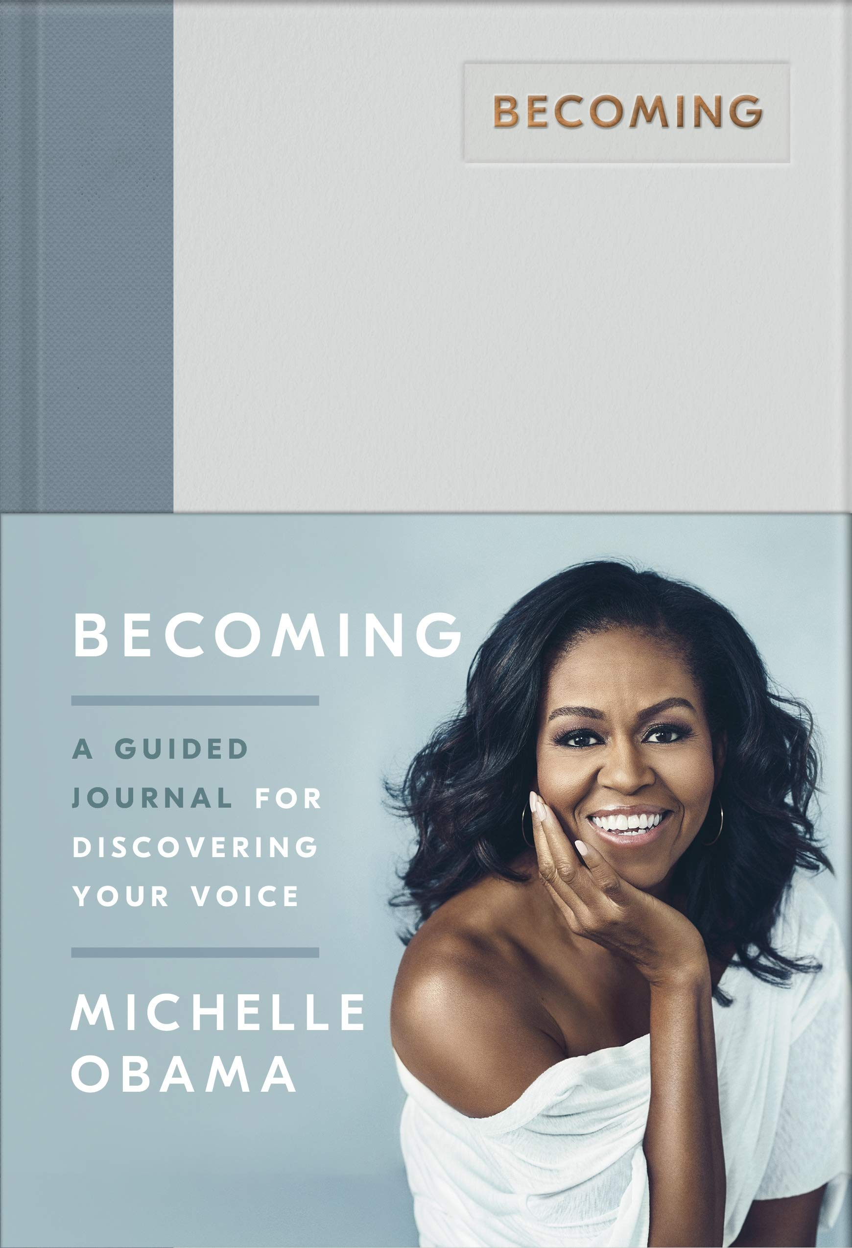 Becoming - book cover