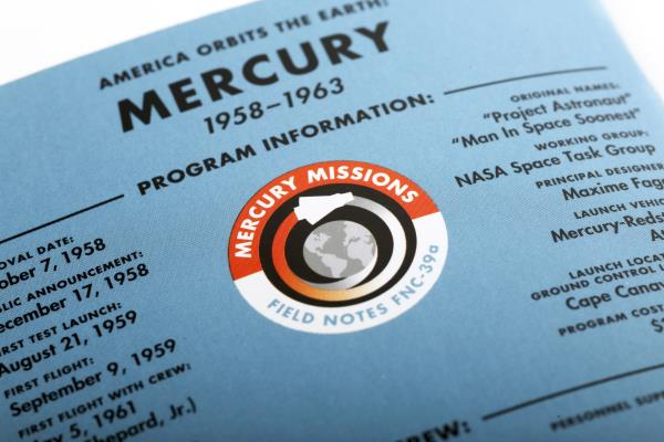 Field Notes - Mercury Mission