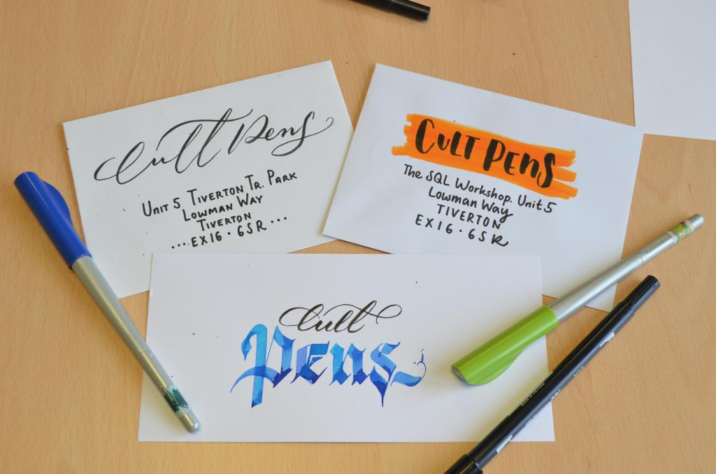 Cult Pens Guide to Ink, or, Inkcyclopedia   Cult Pens