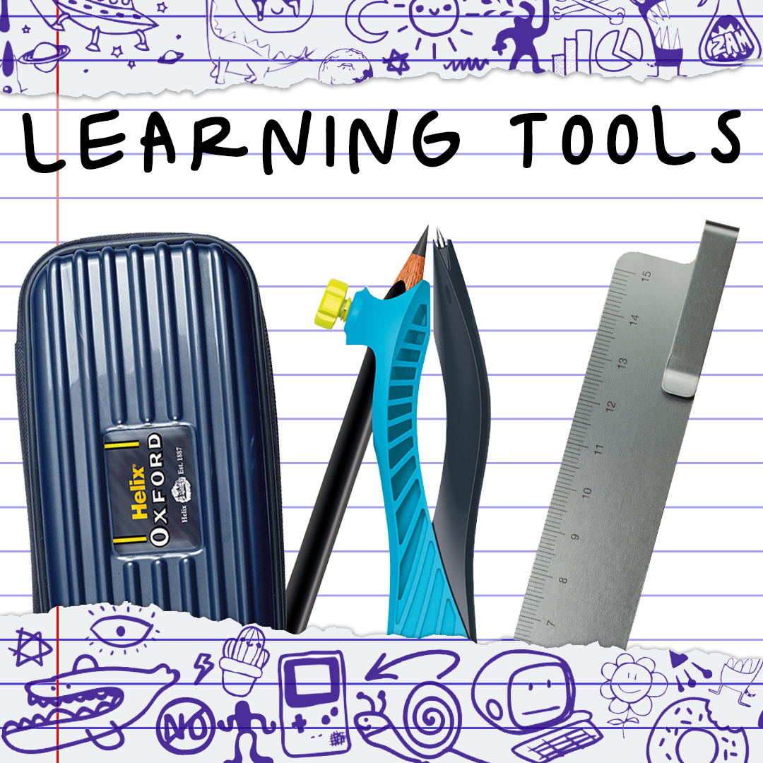 Home Schooling Learning Tools Cat