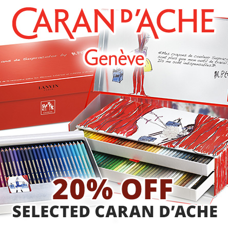 20% off selected Caran d'Ache gift sets