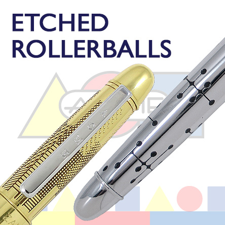 Acme Etched Rollerballs