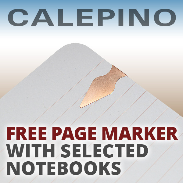 Calepino Page Markers