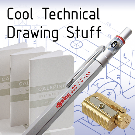 Cool Technical Drawing Stuff
