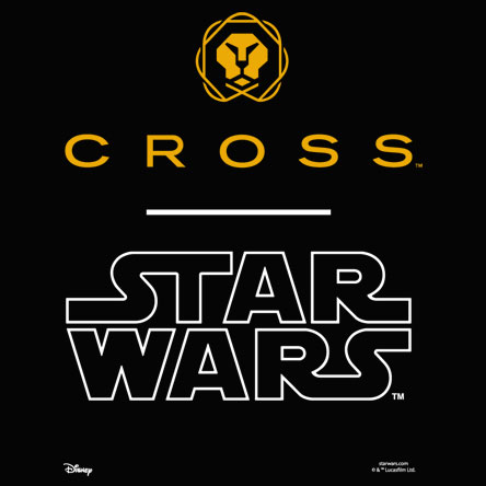 Cross Star Wars Collection