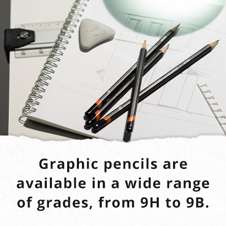 Derwent Graphic Graphite Pencils