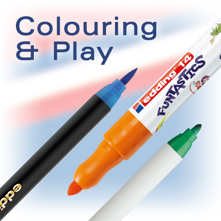 edding Colouring and Play