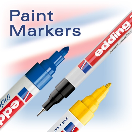 edding Paint Markers