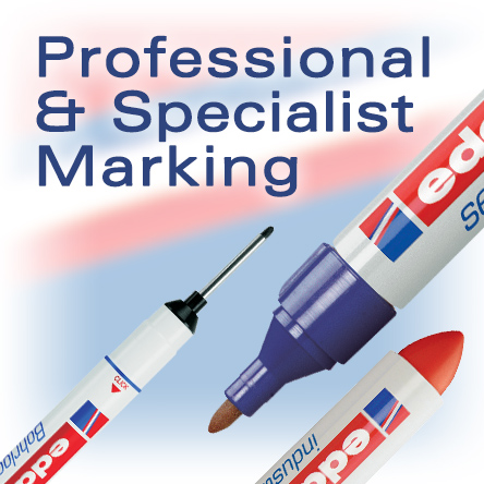 edding Professional and Specialist Marking
