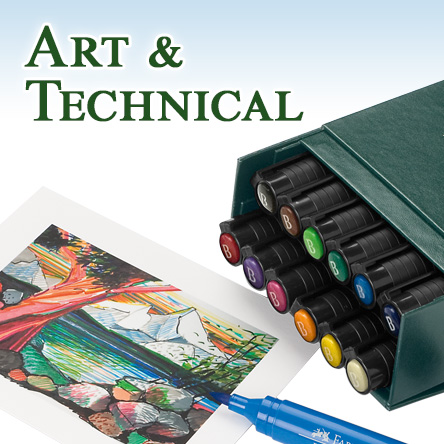Faber-Castell Art & Technical