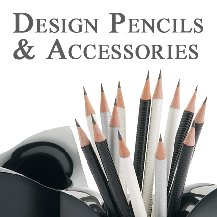 Faber-Castell Design Pencils and Accessories
