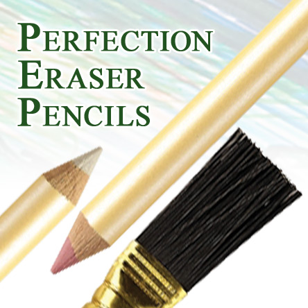 Faber-Castell Perfection Eraser Pencils