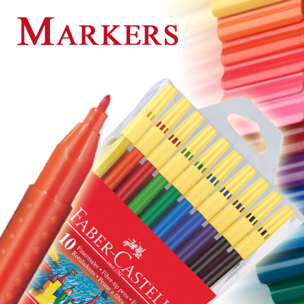 Faber-Castell Playing & Learning Markers