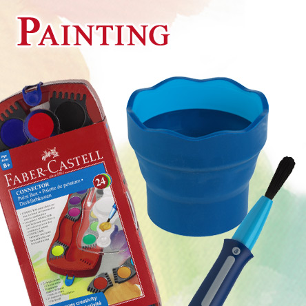 Faber-Castell Playing & Learning Painting