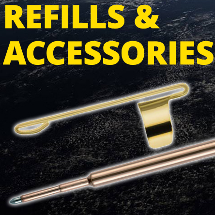 Fisher Space Refills & Accessories