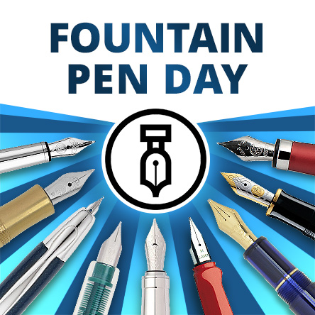 Fountain Pen Day