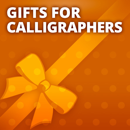 Gifts for Calligraphers