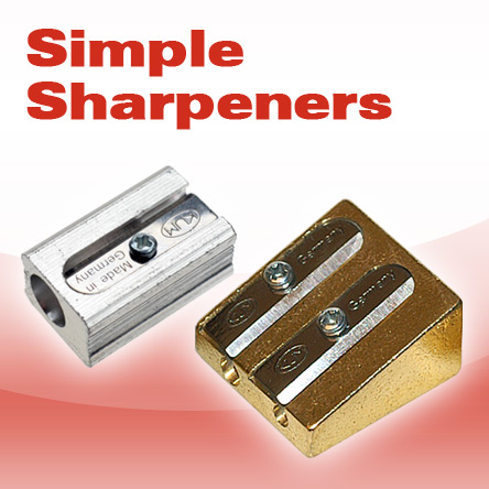 KUM Simple Sharpeners