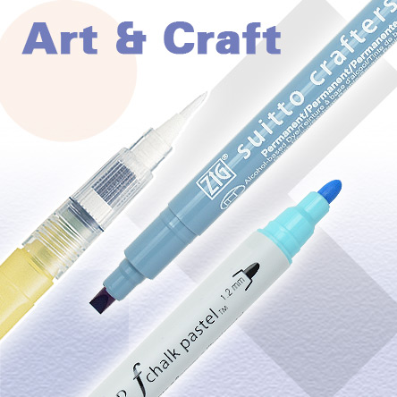 Kuretake Zig Art & Craft Pens
