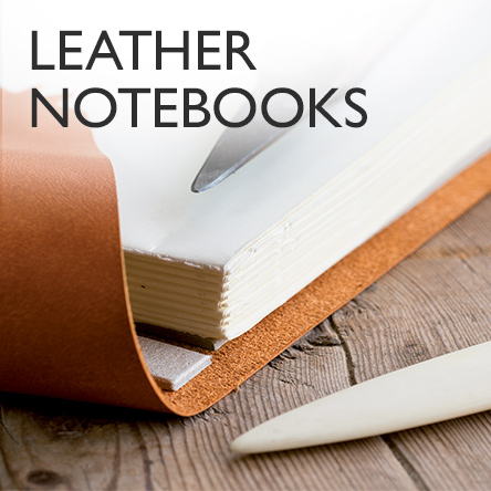 Leuchtturm1917 Leather Notebooks