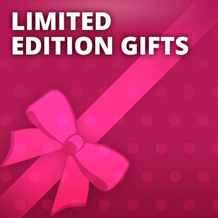 Limited Edition Gifts