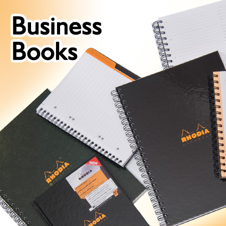 Rhodia Business Books