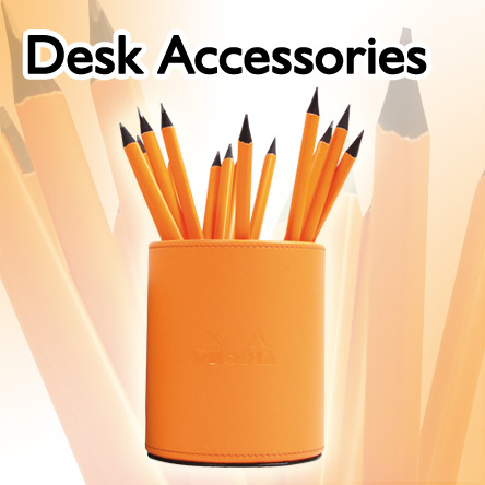 Rhodia Desk Accessories