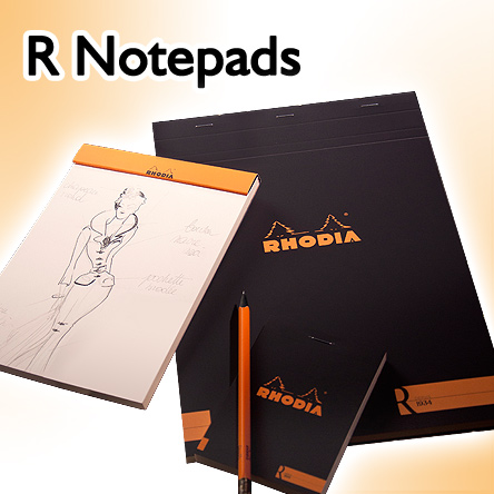 Rhodia R Notepads