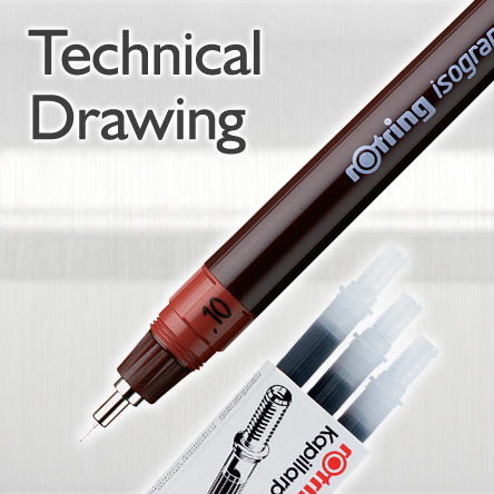 rotring Technical Drawing