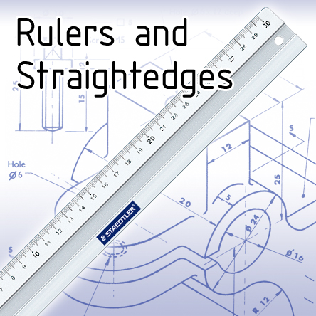 Rulers for Technical Drawing