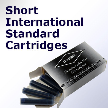 Short International Standard Cartridges