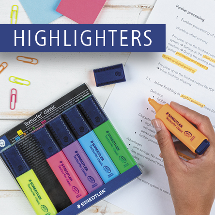 Staedtler Highlighters