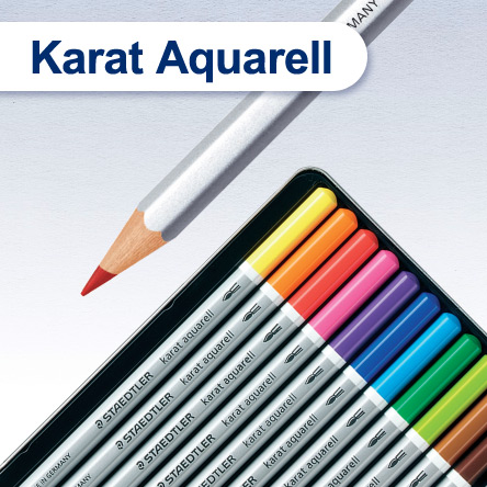 Staedtler Karat Aquarell Pencils
