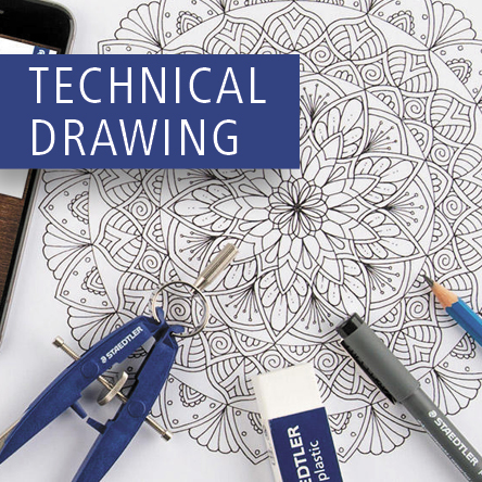 Staedtler Technical Drawing
