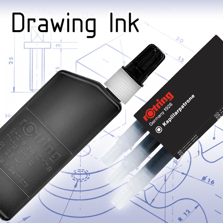 Technical Drawing Ink