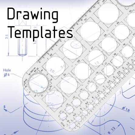Technical Drawing Templates