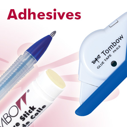 Tombow Adhesives